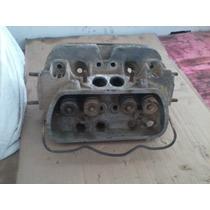 Cabeçote Do Fusca,kombi,motor 1600 Ar Estojo Grosso