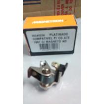 Platinado Moto Cg 125 Até 82 Nip. Magnétron