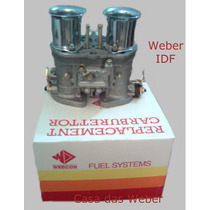Weber 40 Idf Novo Original