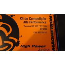 Kit Competição Alta Performance Dt 180 Yamaha Completo