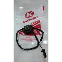Sensor Do Neutro Kasinsk Comet/mirage 250/650 Novo Original