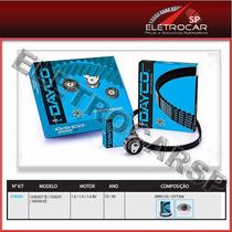 Kit De Distribuição Correia + Tensor Gm General Motors Chevy
