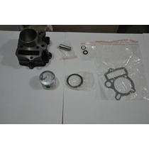 Kit - Cilindro - Pistão - Anéis - Juntas - Completo 70cc