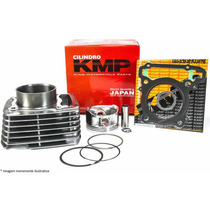 Kit Kmp C/cilindro/pistao/anel/junta Intruder 125 Até 2006