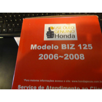Cilindro Motor Biz 125 Hamp Completo