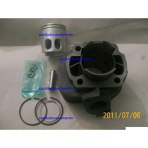 Cilindro Completo Para Scooter Yamaha Axis-90