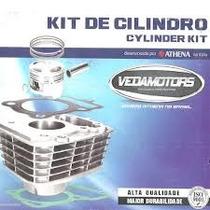 Kit Aumento Cilindrada Titan 150 P/190cc Fabao Moto Pecas