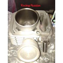 Kit 190cc De Competição Cg/fan/nxr 150+ibooster+vela Iridium