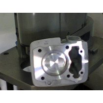 Kit Preparado Titan 150 P/200cc C/ Pistao Cbx 200 Metal Leve