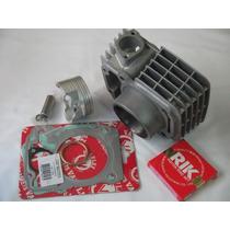 Kit Preparado 170cc P/ Titan 150 Pistao 4mm Taxado P/alcool