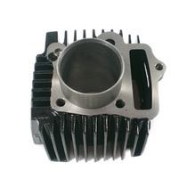 Cilindro Do Motor Aço C/ Camisa Honda C100 Dream Biz 100 Kmp