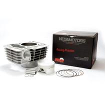 Kit Cilindro Motor Titan 190cc Std