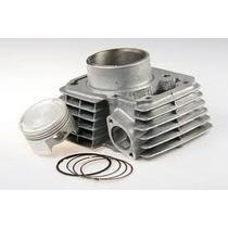 Kit Aumento Cilindrada Titan/fan/nxr 150 P/165cc Pistão 3mm