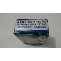 Bronzina De Biela Cb 400/450 Medida 1,00 Copillar Kit 4 Un