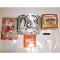 Kit Aumento Cilindrada Titan/fan150 P/220cc C/pistão 70mm