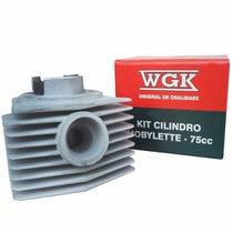 Cilindro 75cc Kit Completo Mobillete - Wgk