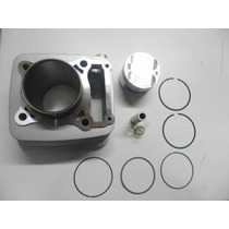 Kit Cilindro 280cc Twister/tornado-250 Pistão Cbr 250 77mm