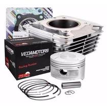 Kit Aumento Potencia Twister/tornado-250 Competição 293cc