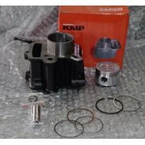 Kit Cilindro Motor Completo Shineray 70cc
