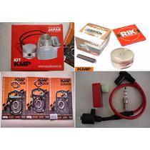 Kit Competição Taxado Xr 200/220cc+cabo+cdi +vela Iridium.