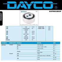 Tensor Da Correia Dentada Peugeot Partner, 306 1.8 8v, 2.0 8