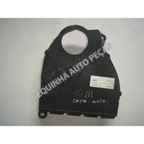 Proteção (capa) Correia Dentada Inferior Vw Gol G3 16v Power