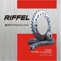 Kit De Relação Riffel Honda Honda Xr 200 R