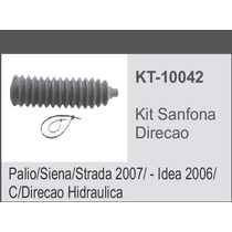 Kit Coifa Direcao Fiat Paliosiena/strada/idea 2007/ - Hidrau
