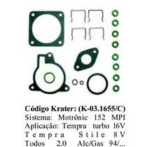 Kit Injecao Eletronica Fiat Tempra 16v - Stile/turbo 8v
