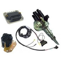 Kit Ignição Hall Distribuidor Opala Caravam Carburador 4cc