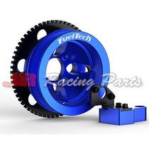 Kit Roda Fônica Poli-v Vw Ap 8v Azul - Fueltech