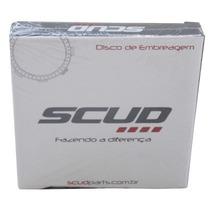 Disco De Embreagem (kit) Cb E Xre 300 Da Marca Scud
