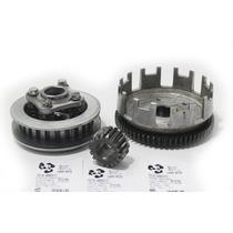 Campana De Embreagem Kit Completo Titan 125 01/04 E Fan 125