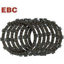 Jogo Discos Embreagem Ebc Gsx-r 1000 06 07 08 09 10 11 12 13