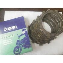 Disco De Embreagem Do Motor Cobreq Yamaha Ybr Xtz 125