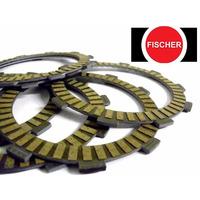 Kit Disco Embreagem Fischer Xr200 Cg125/150 Bros Xl125 Vf987