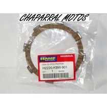 Discos De Embreagem Hamp Cg125/cg150/cbx Xr200/crf230