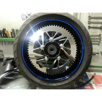 Wheeling Coroas Especiais Lasertech