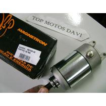 Motor Arranque Partida Moto Cb500