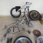 Pedal Freio Cagiva Supercyt 125 - Filé! -tudo P/ Cyt E Mito