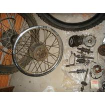 Peças Moto Dt180 Rd Rdz