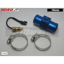 Adaptador Sensor Temperatura Koso Água Radiador 26mm #1360