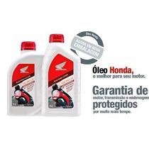 Óleo Genuino Honda 10w30 Semissintético 1 Litro Sj Jaso Ma