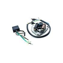 Kit Conversor+bobina Pulso Magnet Honda Cg 125 / Ml Até 1981