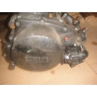 Motor Dt 180, Parte De Baixo, Desmontado