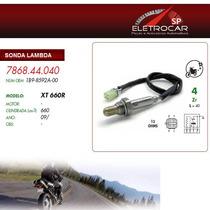 Sonda Lambda Yamaha Xt 660r 09 Em Diante (sensor De Oxigenio