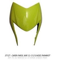 Carenagem Farol Nxr150 Bros 2012-2013 Verde S/adesivo