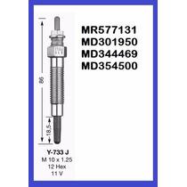 Vela Aquecedora L200/ L200 Sport/ L300/ Pajero 2.5