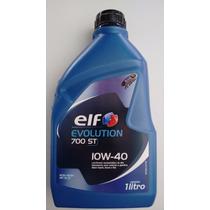 Óleo Elf Evolution 700st 10w40 Semi Sintético Renault Vw Mb