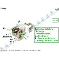 Regulador Voltagem Mitsubishi Pajero 2.8d 94/98 - Gauss